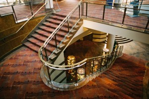 Lobby Roissy Charles de Gaulle