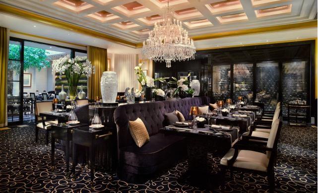Restaurant Robuchon Singapour
