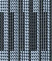 bleu clair et gris clé