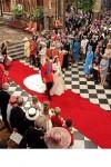 Tapis rouge pour William et Kate